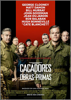 Download Filme Caçadores de Obras-Primas BDRip Dublado + Legendado