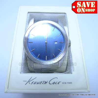 KENNETH COLE NEW YORK CITY BLUES MEN'S WATCH KC3887 $95