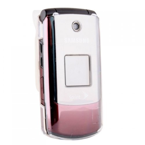 Wireless Xcessories Protective Shield Case with Swivel Belt Clip for Samsung Cobra SPH-M320