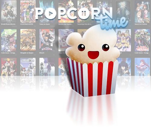 PopCorn Time · ¿Y tú de quién eres?