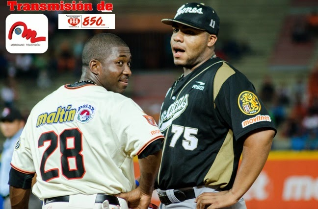 Line up Martes 16/12/2014 12-12-2014-Aguilas%2520vs%2520Leones