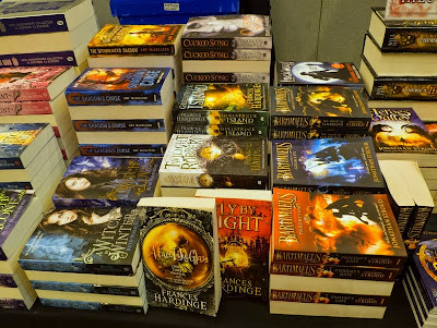 Bookshop at London YA Lit Con (YALC)