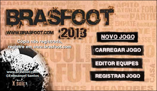brasfoot 2013 Brasfoot 2013 Download Registro Brasfoot 2013