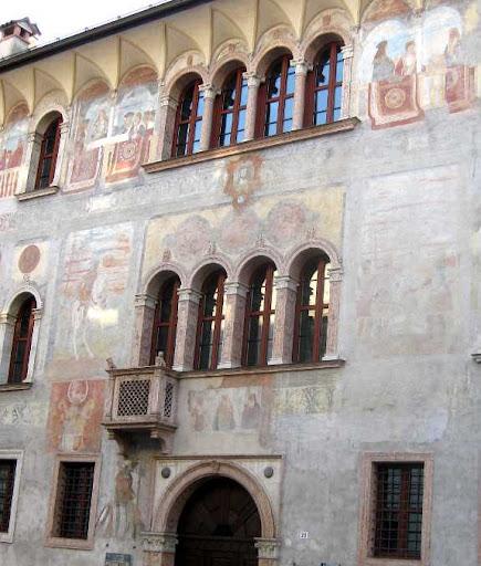 Koopmanshuis in Trento