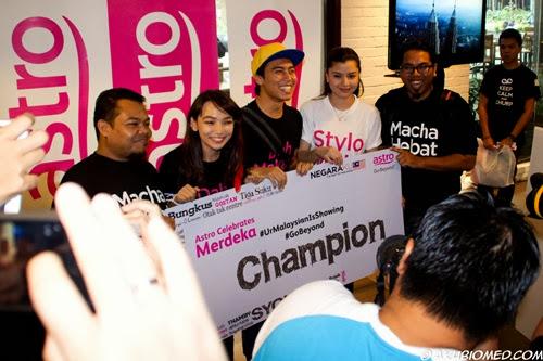juara aktiviti blogger