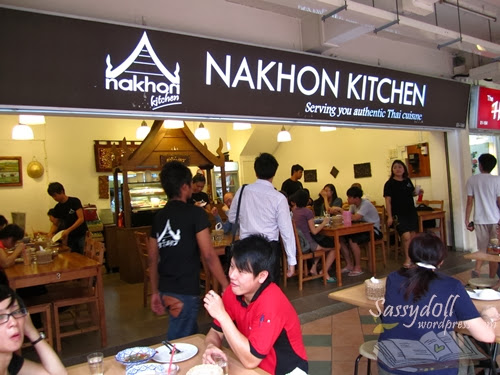Food Review Nahkon Kitchen Thai Cuisine Sassyd0ll