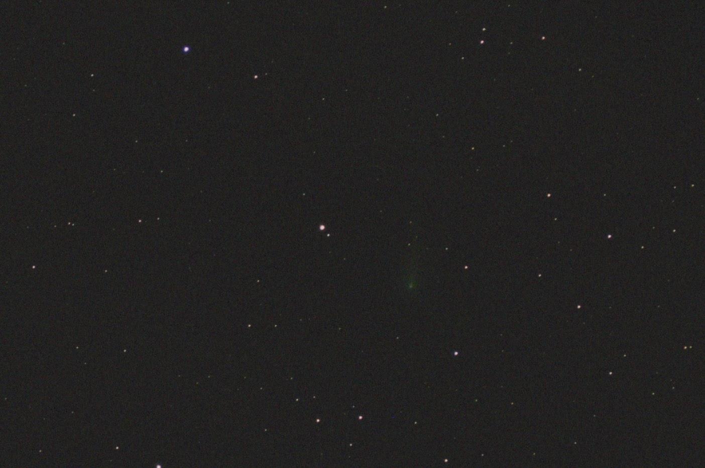 Comète Ison, Mars... Ison+r