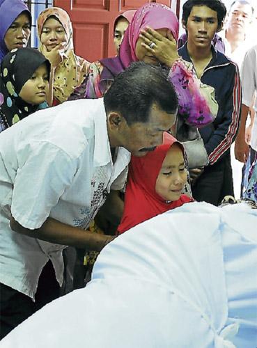 Timbalan Ketua Polis Daerah Kuala Krai, Deputi Superintendan Abdul Wahab Yaacob,