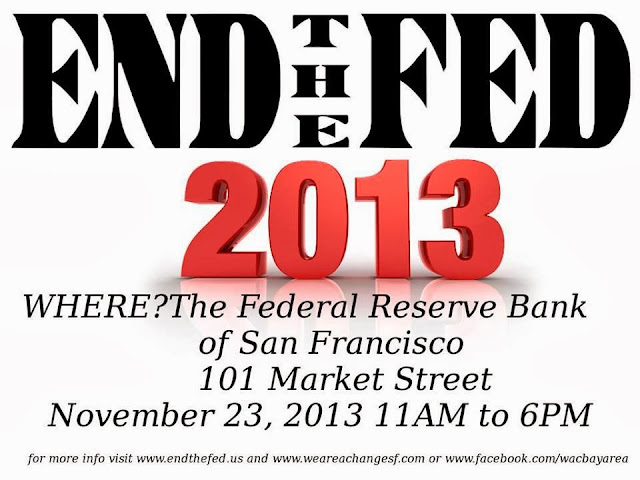 END THE FED 2013