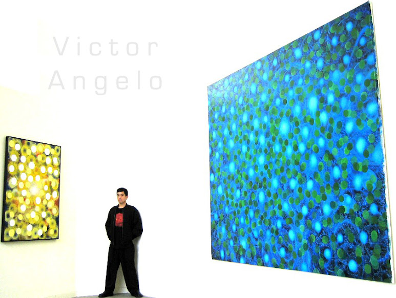 Victor Angelo Artist Paintings Exhibition