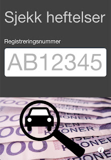 Sjekk Heftelser IPA App Version 1.1
