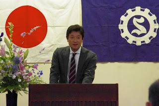 佐々木康宏・北竜町議会議長