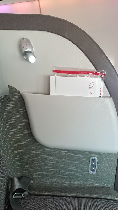 DSC 2879 - REVIEW - Cathay Pacific : First Class - Hong Kong to Tokyo (B747)
