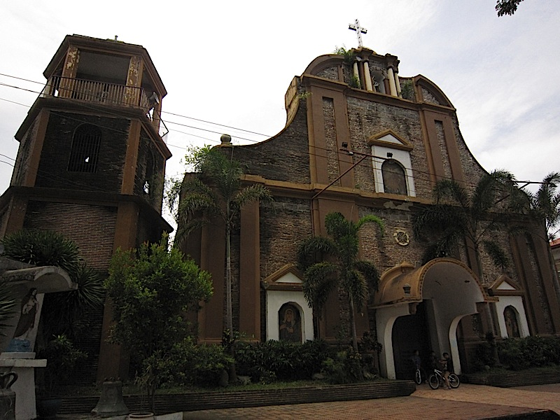 Saint John the Baptist Church in San Juan, La Union