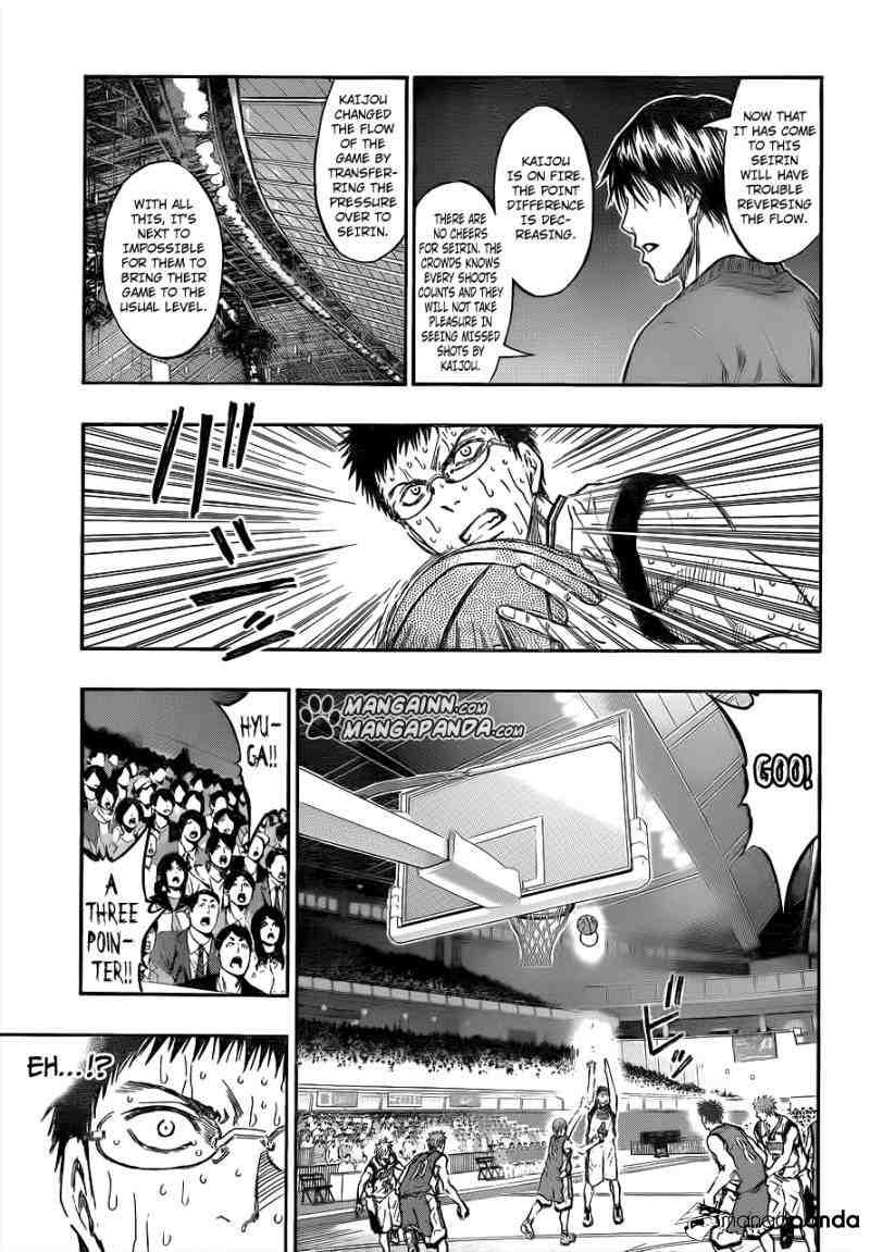 Kuroko no Basket Manga Chapter 198 - Image 09