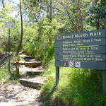 GreatNorth Walk sign up along Max Allen Drive (346846)