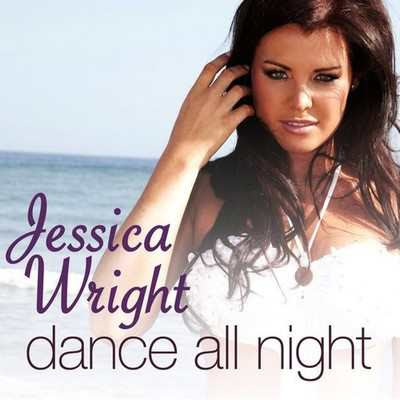 Jessica Wright - Dance All Night, Artcover