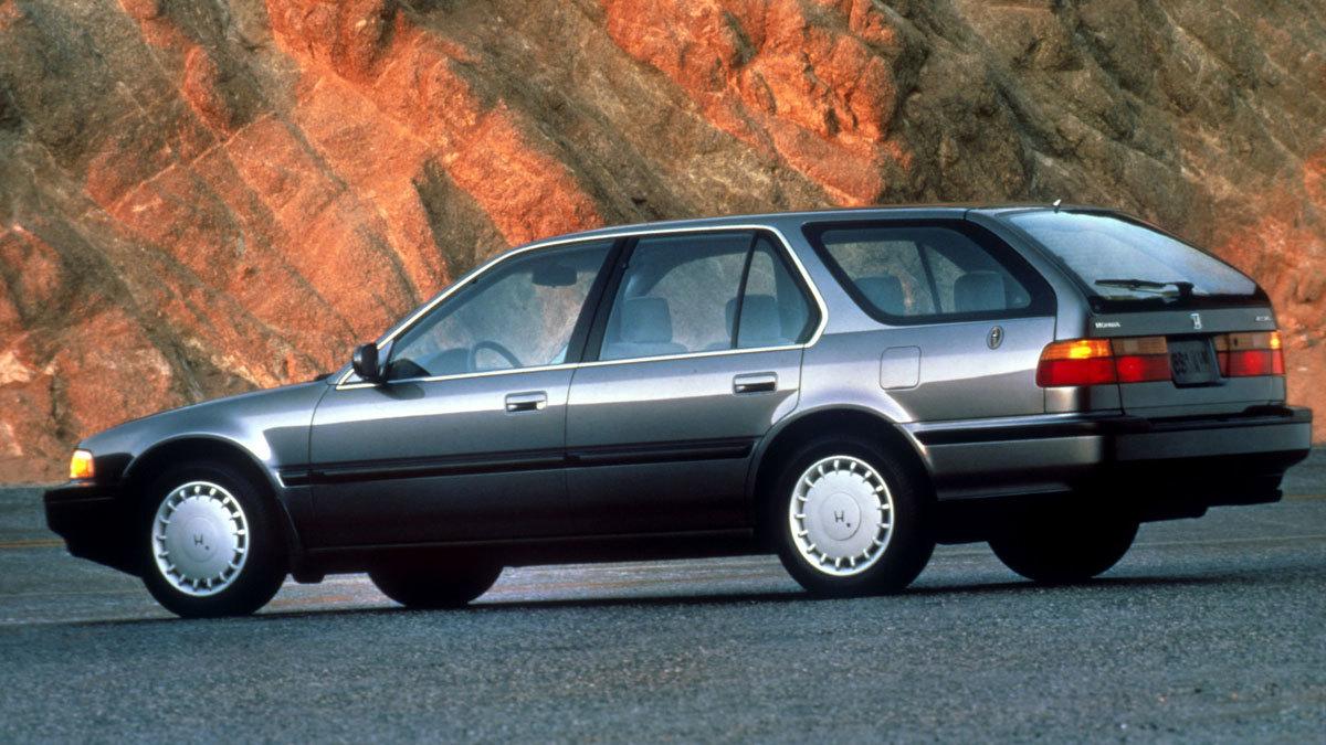 Chúc mừng sinh nhật lần thứ 40 của Honda Accord