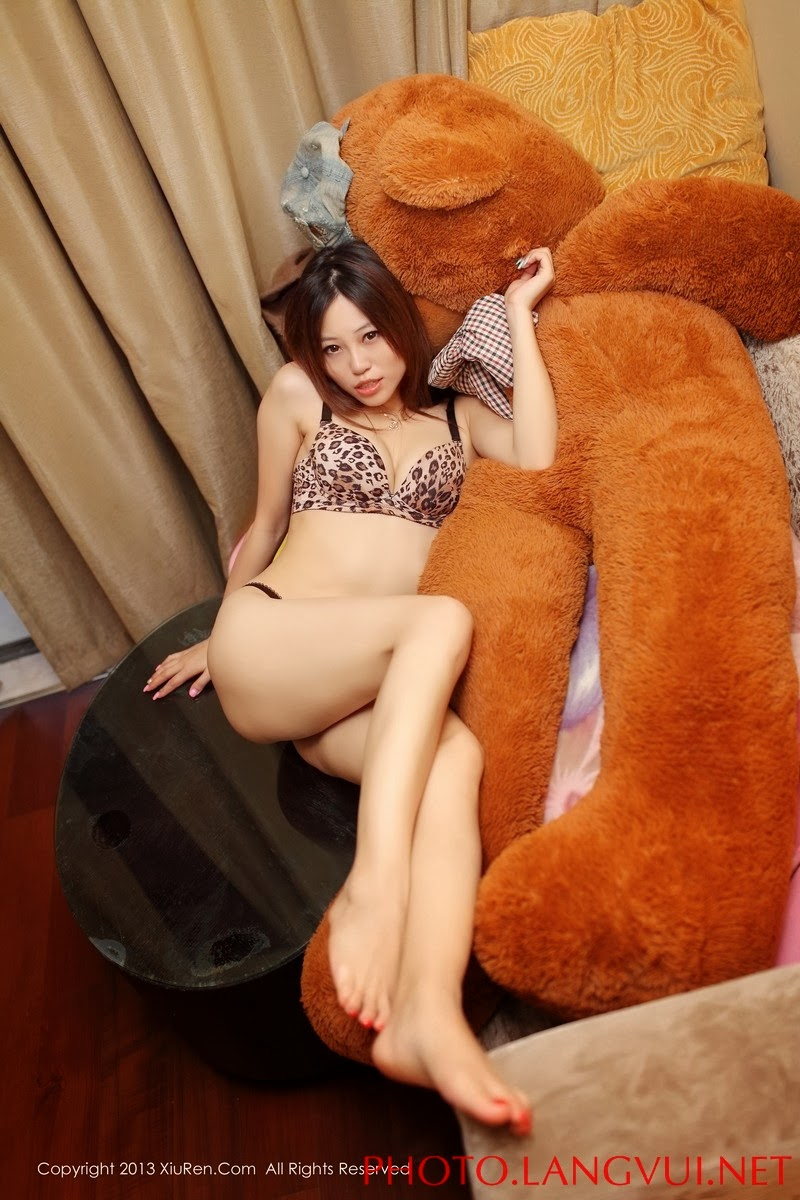 XiuRen Model 04112013 Mo Xiao Yi baby part2