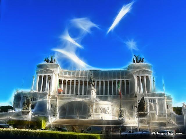 l'altare della Patria