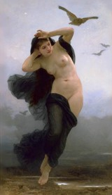 Greek Goddess Nyx Image