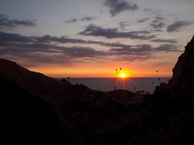 Sortida de sol al Cap de Creus