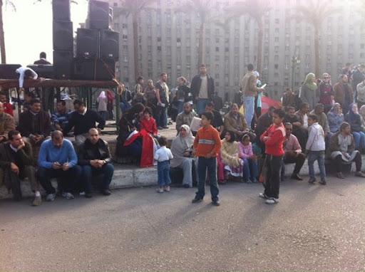 Egyptian Revolution شريف الحكيم Allpeople