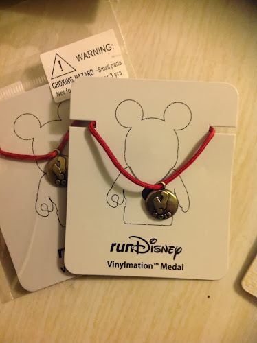 RubDisney Vinylmation medal