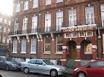 Londres: hôtel à Nevern Square