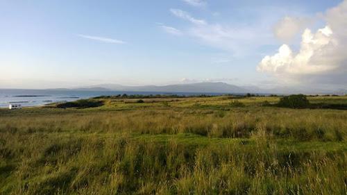 Ashaig Campsite Skye at Ashaig Campsite Skye