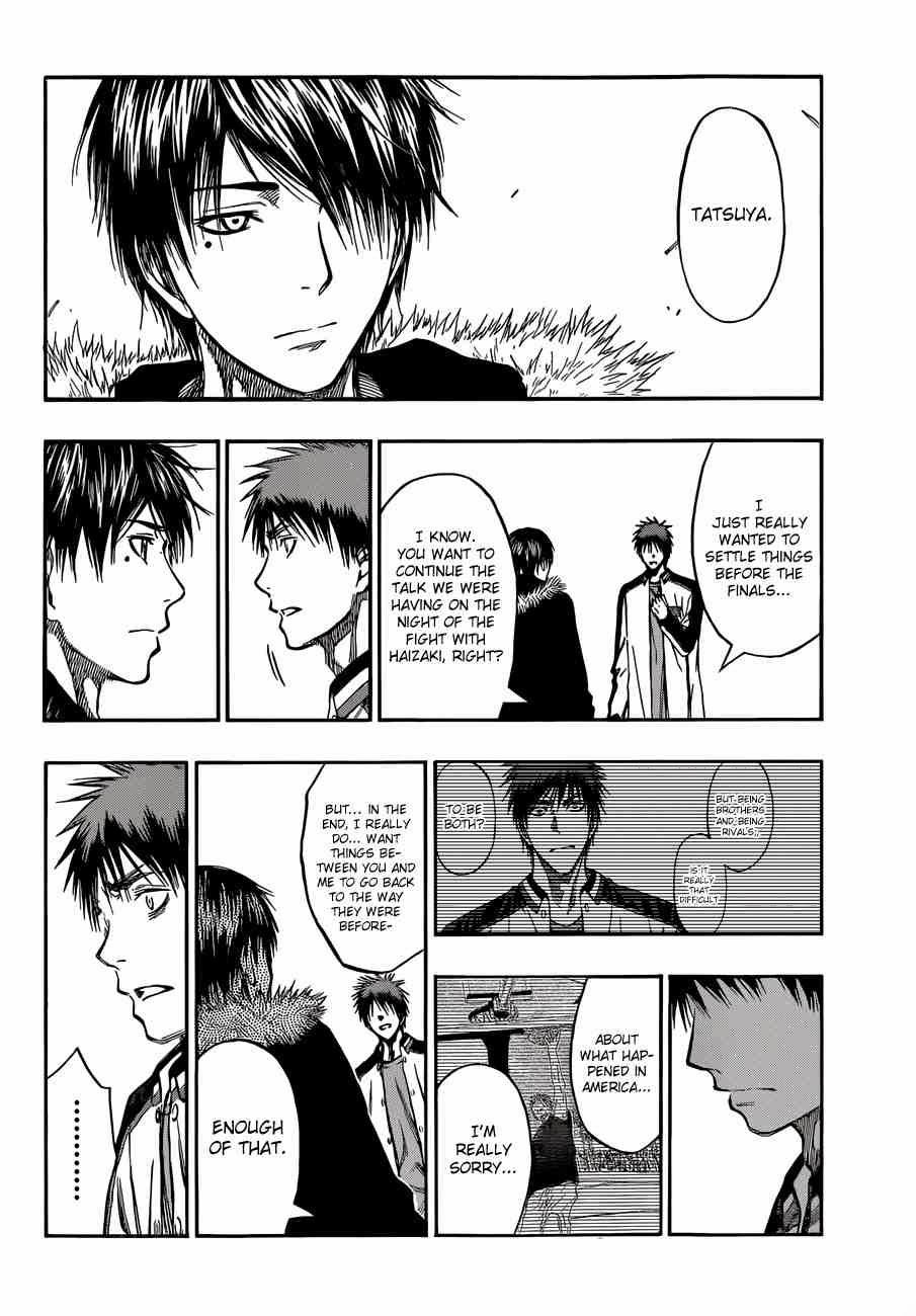 Kuroko no Basket Manga Chapter 229 - Image 13