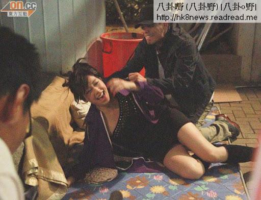 《好心作怪》黃智雯演得七情上面,演技大躍進。