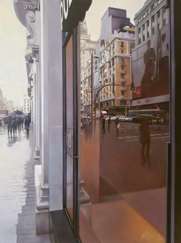 Obra de José Higuera en Galería Zúccaro