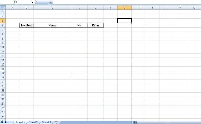 19+ Cara Membuat Database Excel mudah