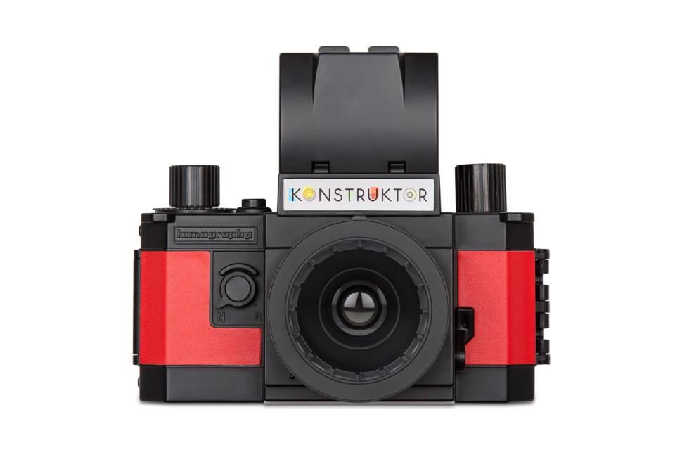 *DIY相機全新登場:自己動手組裝屬於你的Konstruktor! 1