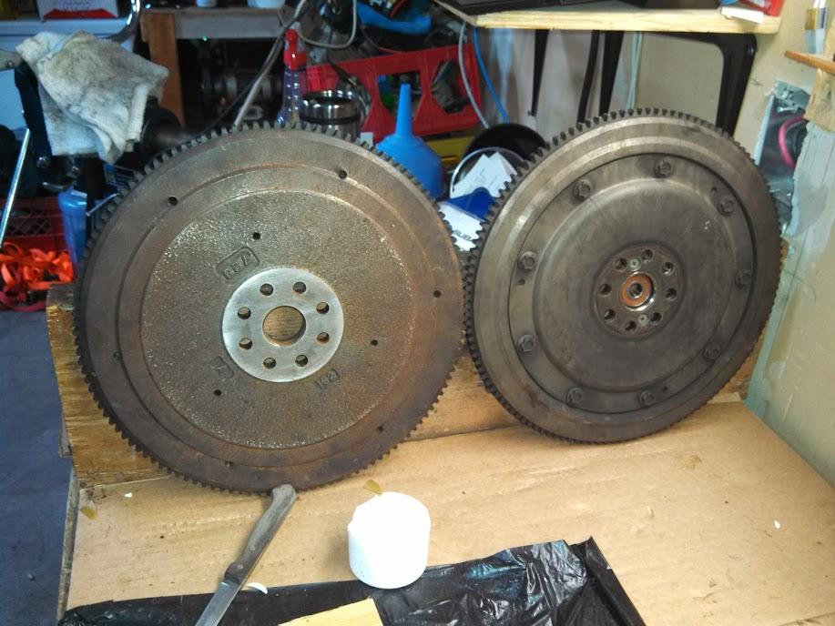 JDM WRX vs USDM WRX Flywheel