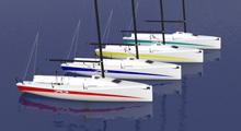 J/70 one-design fleet- ready to go sailing