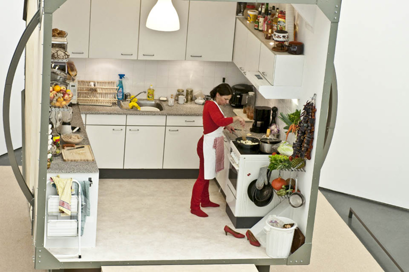 *旋轉廚房:zeger reyers 吃藝術展! 2