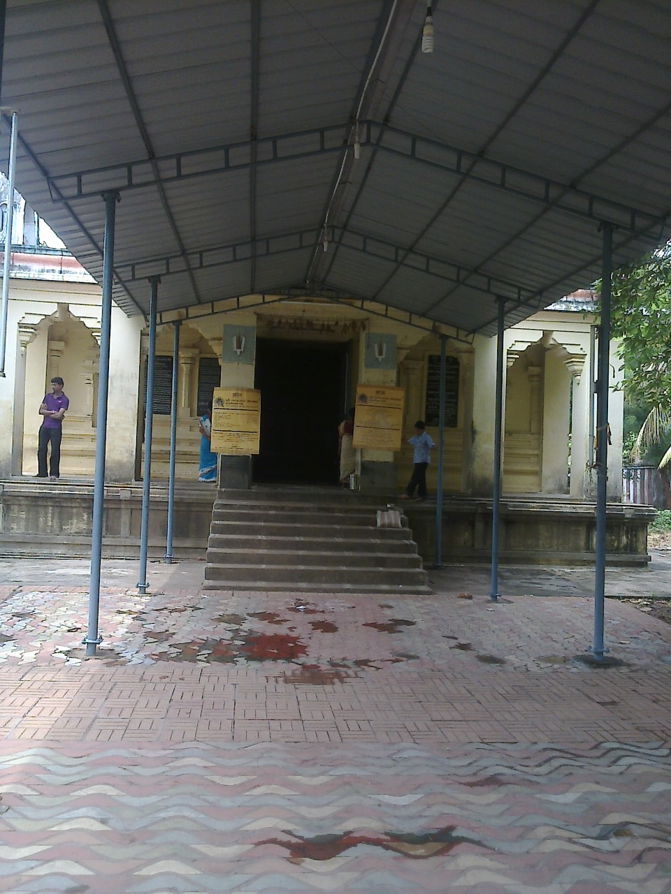 Sri Perarulalan Perumal Temple (Thiru Semponseikovil) Seerkazhi - Divya Desam 33