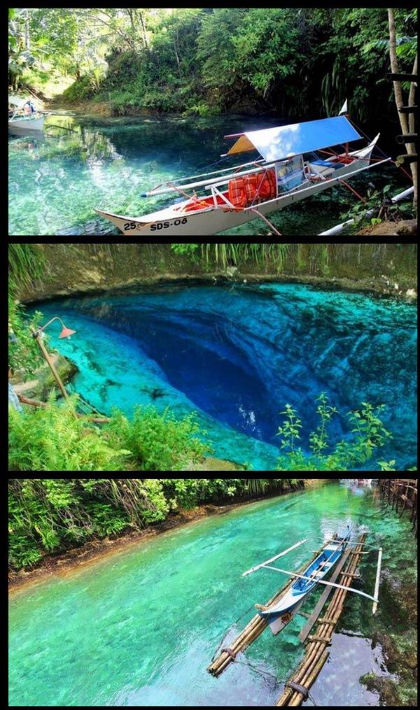 Enchanted River Sungai Tercantik Di Filipina 17 Gambar Cari Infonet Powered By Discuz