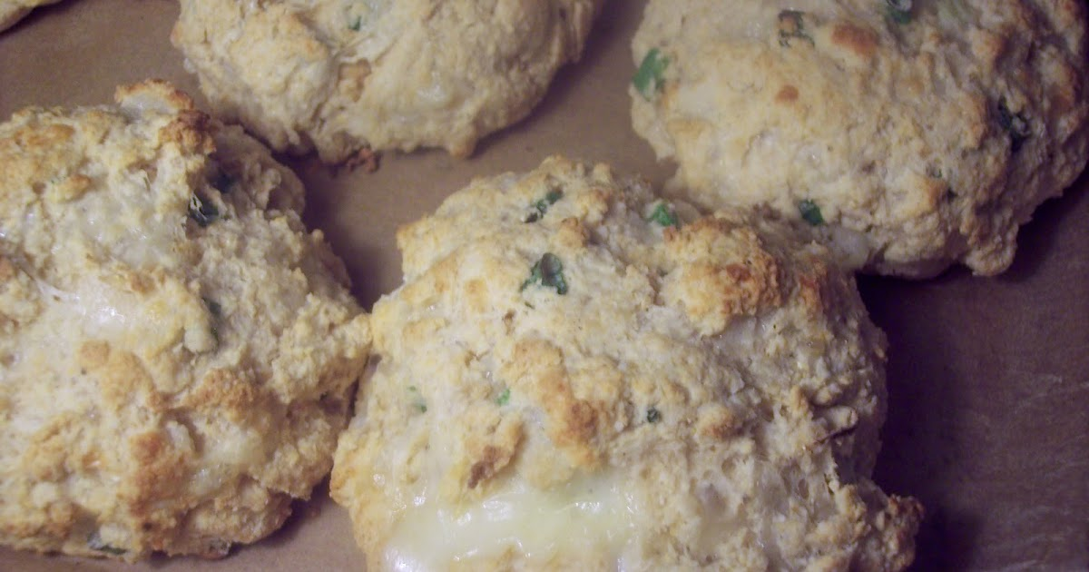 Savory Moments: Cheddar and scallion biscuits