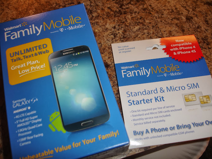 My Samsung Galaxy S4 #FamilyMobileSaves, #cbias #shop