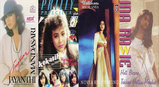 Pecinta Musik: Koleksi Pop Era 80an III