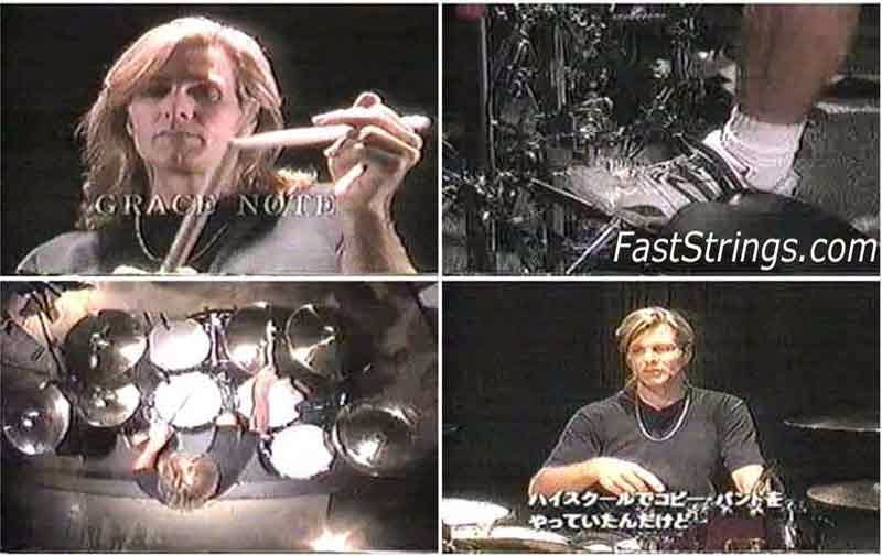 Pat Torpey - Big Drums