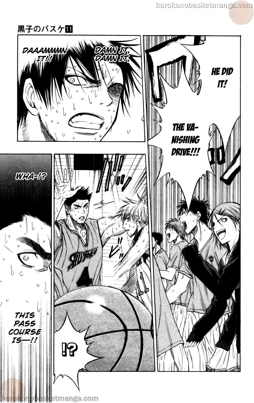 Kuroko no Basket Manga Chapter 91 - Image 19