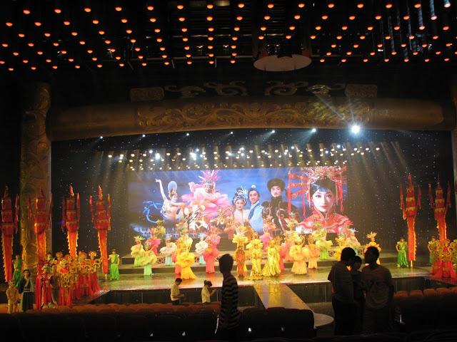 Chorus of the Anhui Show