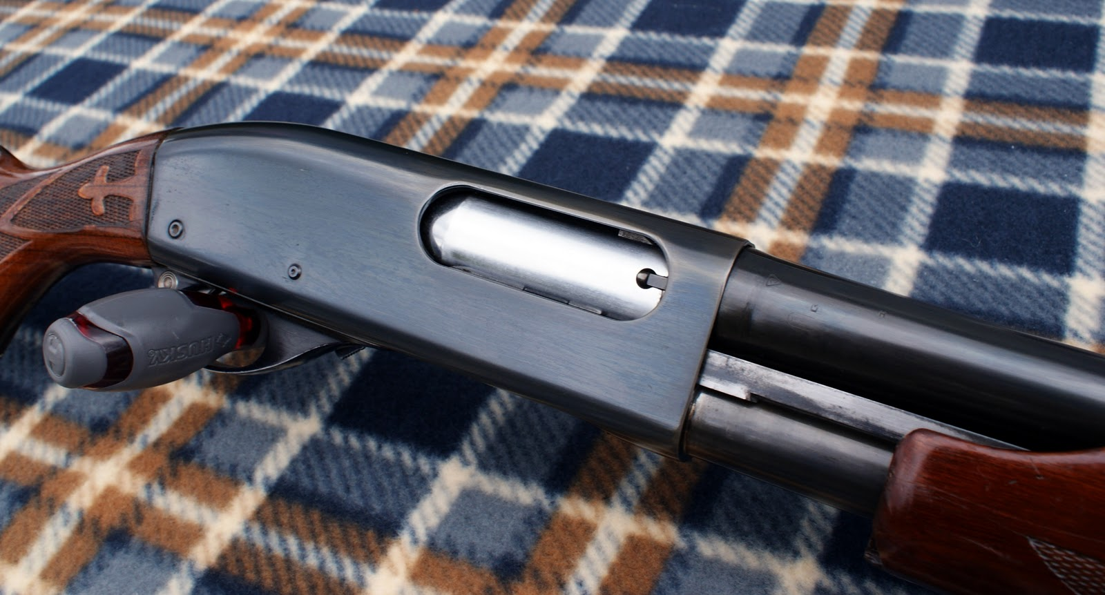 Remington 870 Wingmaster Classic Trap