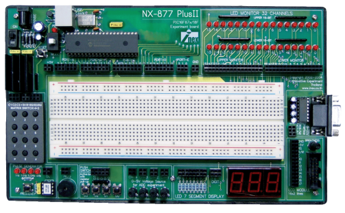INEX Development Board NX-877 PLUS