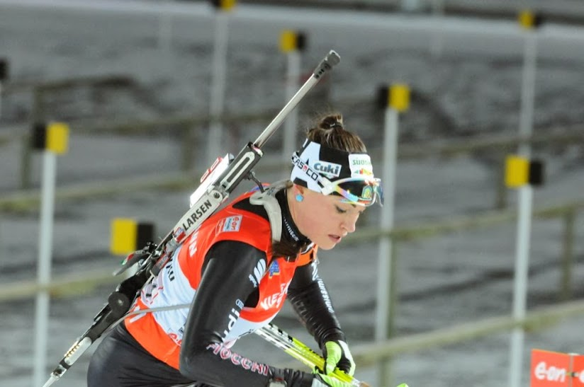Oestersun biathlon World Cup 2013
