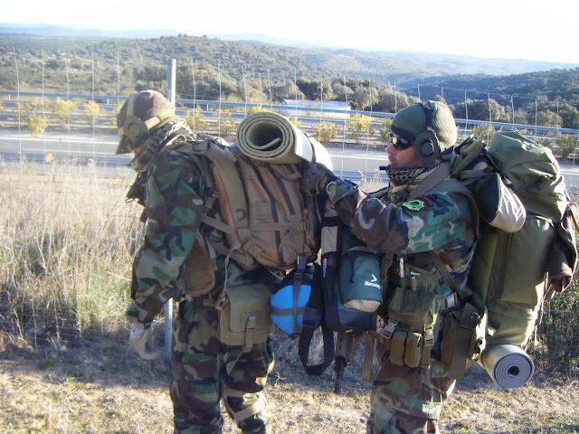 HDS en la Combat training DARK COMPROMISES DSCF7638